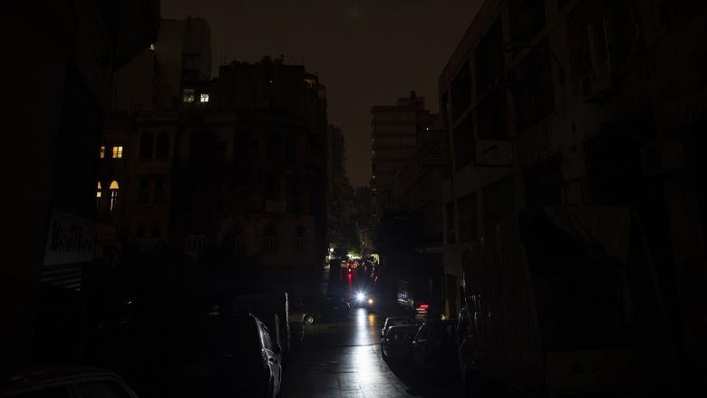 إطفاء معمل الزهراني يعيد لبنان إلى التقنين القاسي