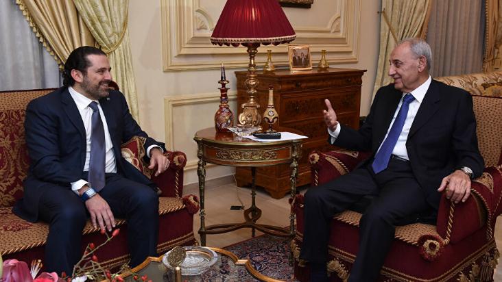 باريس لن تتراجع.. وبري أول الحاضنين للحريري