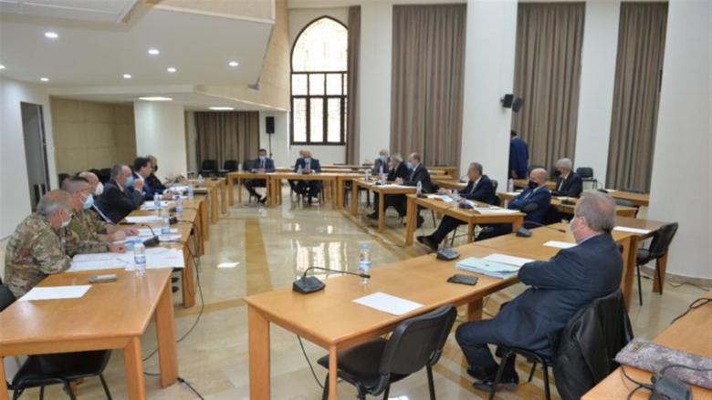 لجنة المال أقرت اتفاقات تعاون عسكري ووجهت كتباً حول استحقاقات الطلاب والتحويلات للخارج
