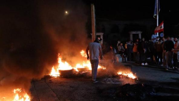 ليل الغضب الشعبي في النبطية: الوضع لا يُحتمل