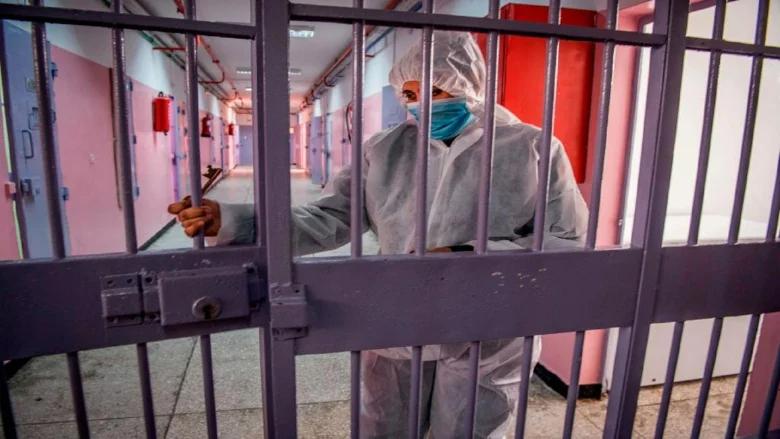 مستجدات إنتشار فيروس كورونا في السجون