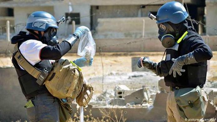 بعد إستخدامه الأسلحة الكيماوية.. الأسد يعرقل جهود المساءلة