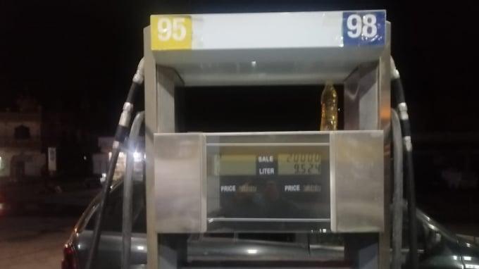 أمن الدولة في راشيا تضبط مخالفات تلاعب بالأسعار في محطات محروقات