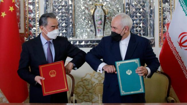 الانفتاح على الصين لن يرفع العقوبات عن إيران!