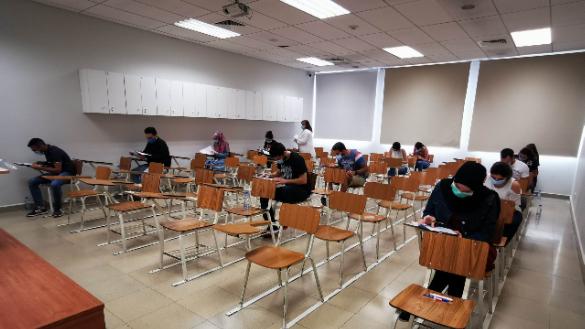 الجامعة اللبنانية تقرّر إجراء الامتحانات حضورياً... لكن ماذا عن تلقيح الطلاب والأساتذة؟