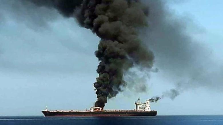 رويترز: إستهداف سفينة إسرائيلية أمام سواحل الإمارات