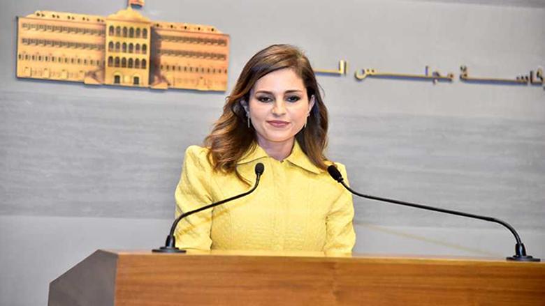 عبد الصمد أبلغت وهبة ايداع نسخة من فيديوهات لدعم الصناعة اللبنانية