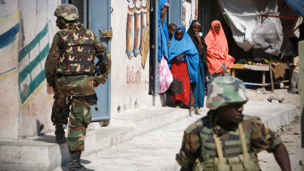 The War on Terrorism Isn't Over — It's Moved to Africa
