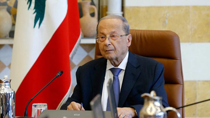 عون: توقيع مرسوم الحدود البحرية معناه وقف المفاوضات.. ولن أستقيل