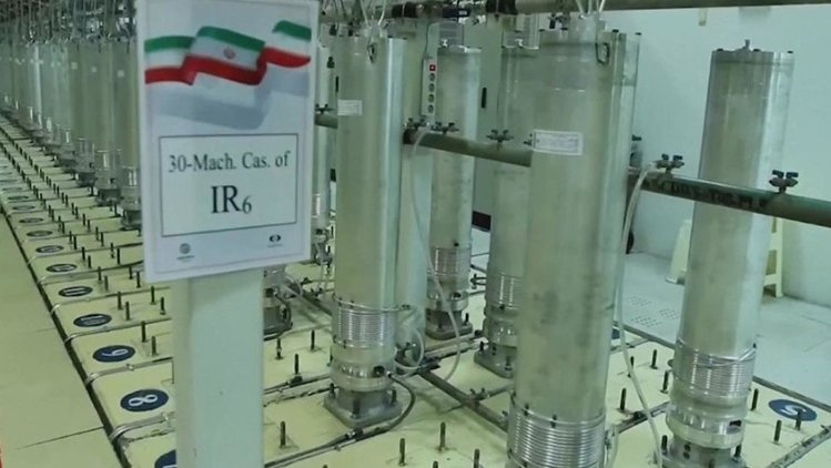 عملية تخصيب اليورانيوم بنسبة 60% في إيران إنطلقت