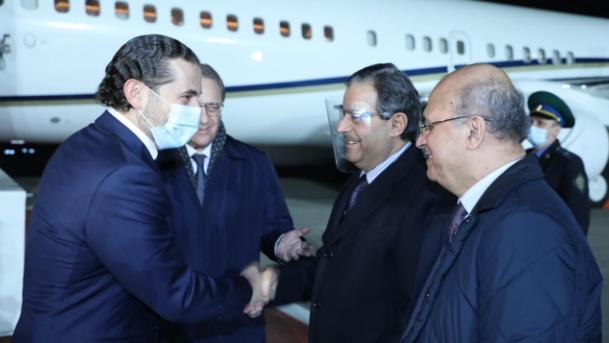 الحريري يختتم زيارته إلى موسكو بلقاء مع لافروف.. إليكم تفاصيل الزيارة