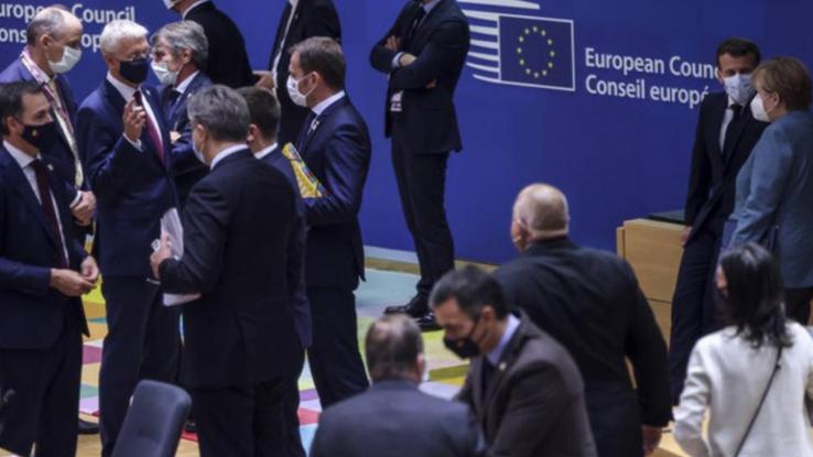 """الاتحاد الأوروبي يبدأ الإثنين العمل على """"نظام العقوبات اللبنانية"""""""