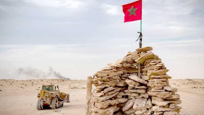 تفاعلات خطوة حزب الرئيس ماكرون حيال مغربية الصحراء