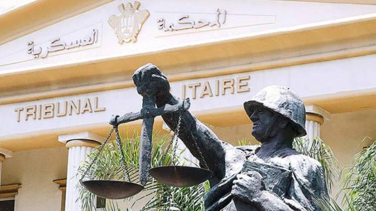 أحكام بالمؤبد والأشغال الشاقة للعسكرية في حق أبو سلة ونوح زعيتر وعسكريين