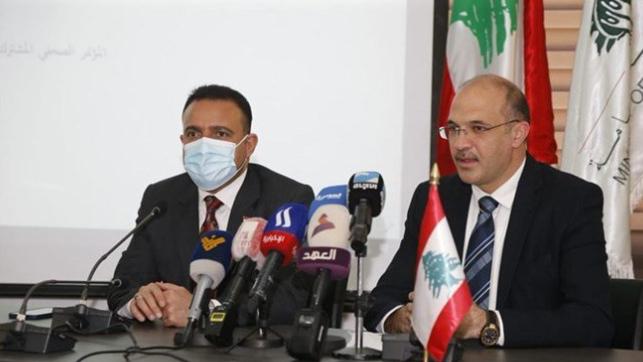 وزير الصحة وقع ونظيره العراقي اتفاق إطار يشمل النفط مقابل الخدمات الطبية
