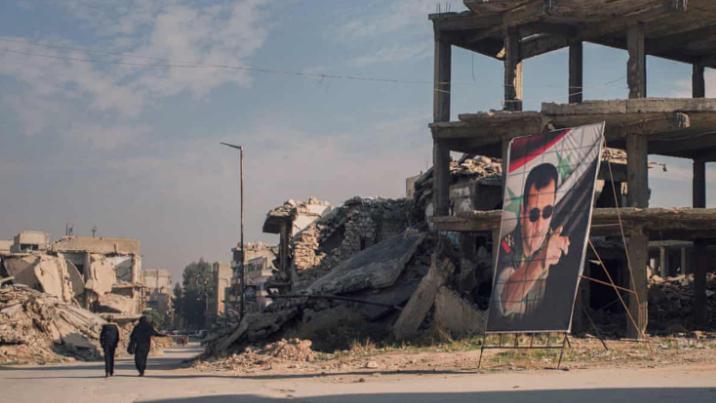 متحدث باسم الخارجية الأميركية: الإنتخابات السورية لن تكون حرّة