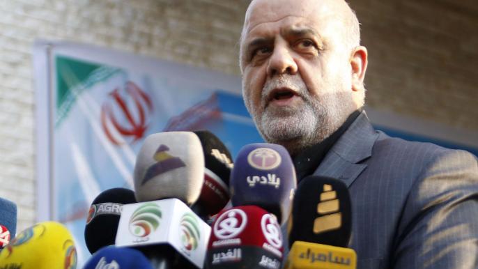 طهران ترحّب بالوساطة العراقية لتحسين العلاقات مع الرياض