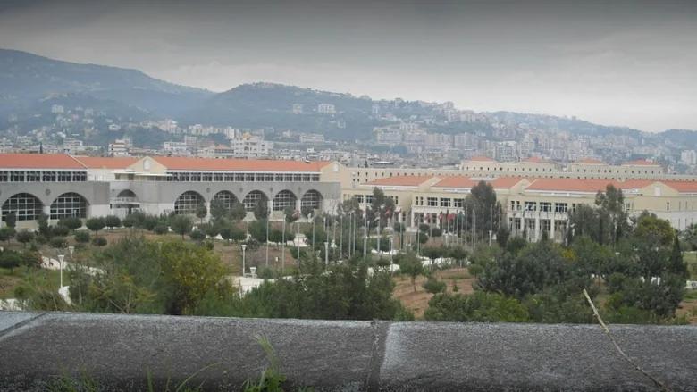 حملة التلقيح إنطلقت رسمياً في الجامعة اللبنانية