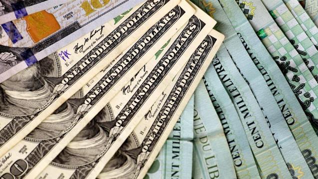 إليكم سعر صرف الدولار مقابل الليرة في السوق السوداء لليوم الأربعاء