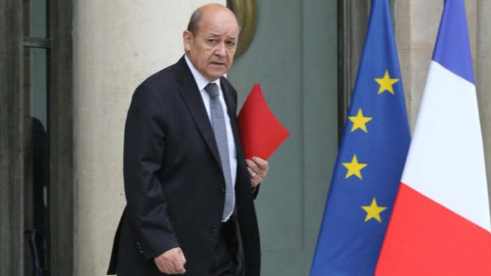 وزير الخارجية الفرنسي يزور لبنان في 5 و6 أيار
