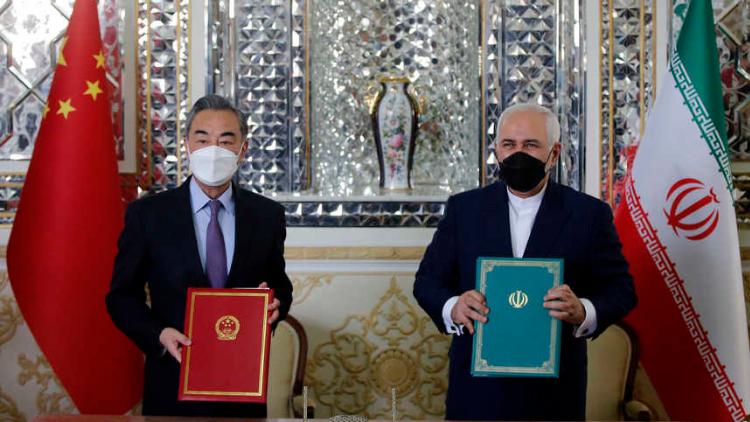 عن الاتفاقية الصينية – الإيرانية