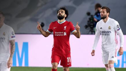 في ليلة تعثر ليفربول.. محمد صلاح يحقق أرقاما مميزة