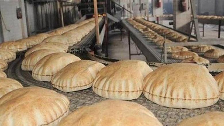 التوقف عن توزيع الخبز وحصر البيع في صالات الافران