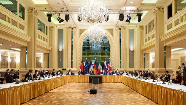 إختتام إجتماعات أعضاء الإتفاق النووي في فيينا