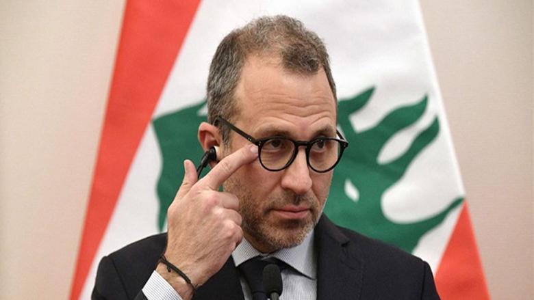 باسيل استنجد باليمين الفرنسي لعرقلة العقوبات الأوروبية