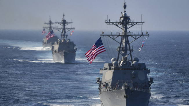 US and Russia Are on a Collision Course in the Black Sea