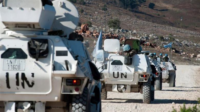 اليونيفيل: نحث الجميع على التزام الهدوء وتجنب تصعيد الوضع