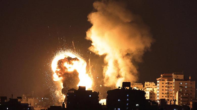 صواريخ الجنوب تحجب الملف الحكومي.. كل الأنظار إلى فلسطين