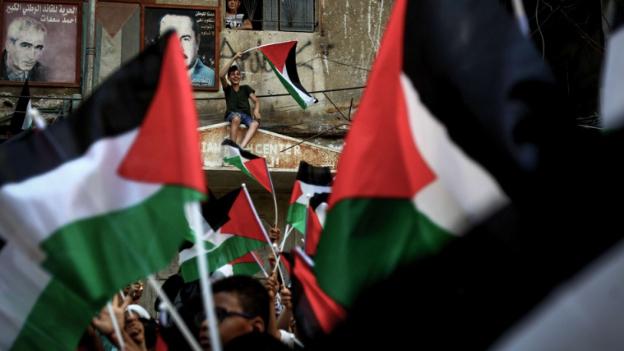 إتصالات لتحرك الفلسطينيين في مسيرات باتجاه الحدود