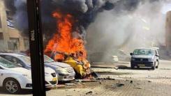 بالصور: إصابات مباشرة لصواريخ الفصائل الفلسطينية