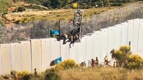 الجيش الإسرائيلي يطلق النار على الحدود اللبنانية