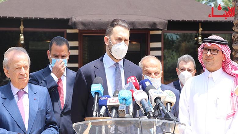تيمور جنبلاط بعد لقاء بخاري: نرفض الاساءة للسعودية وكلام وهبة غير مسؤول وغير أخلاقي