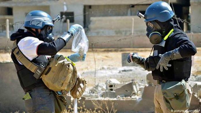 كيماوي بشار عارياً أمام المجتمع الدولي