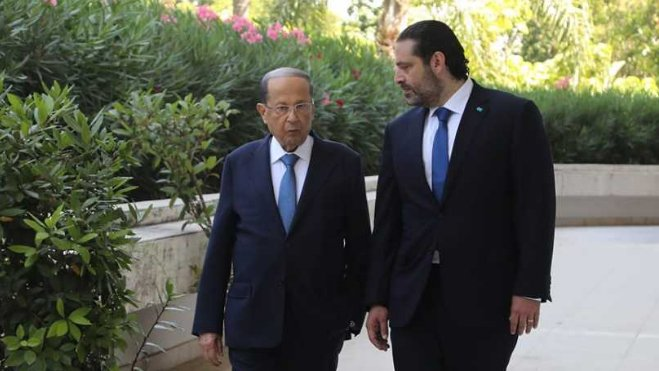 محاولة استنهاض أخيرة للمبادرة الفرنسية... فهل تنجح مساعي جمع عون والحريري؟
