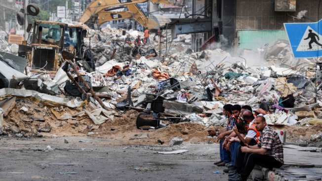 """العدوان الإسرائيلي """"حرب ضد الإنسانية"""".. ومساع للهدنة في فلسطين"""
