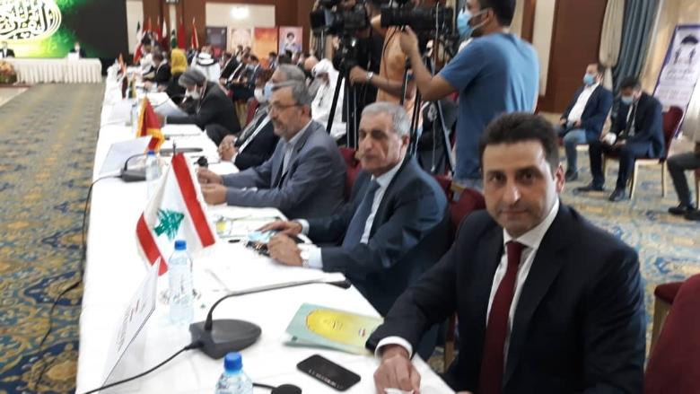 هاشم في إجتماع البرلمانات الإسلامية: الدعم المباشر للشعب فلسطيني واجب على حكوماتنا وشعوبنا