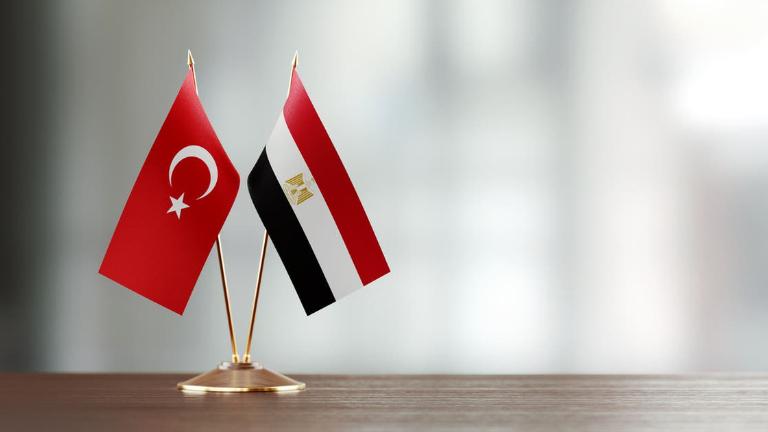 مشاورات سياسية بين مصر وتركيا