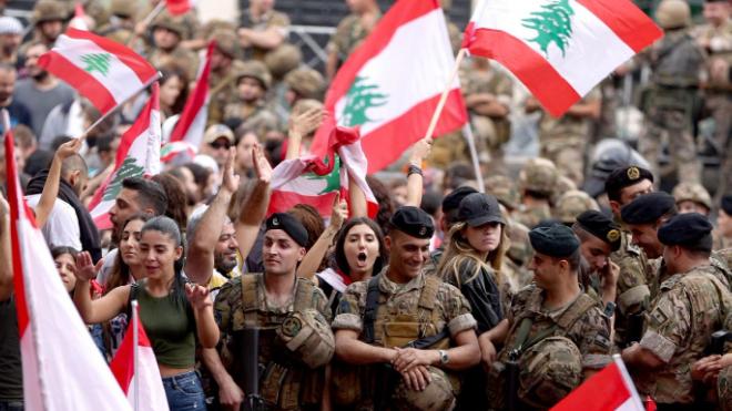 الجيش اللبناني متخوف من آثار الأزمة الاقتصادية... ويخشى الأسوأ