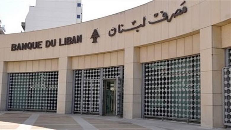 طلب من مصرف لبنان للمصارف