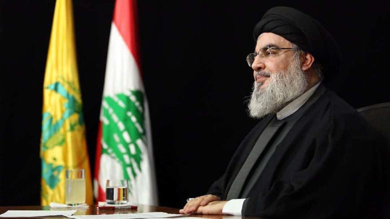 """نصرالله: """"حزب الله"""" لن يتدخل في موضوع ترسيم الحدود ونحذر العدو من أي محاولة للمس بقواعد الإشتباك"""
