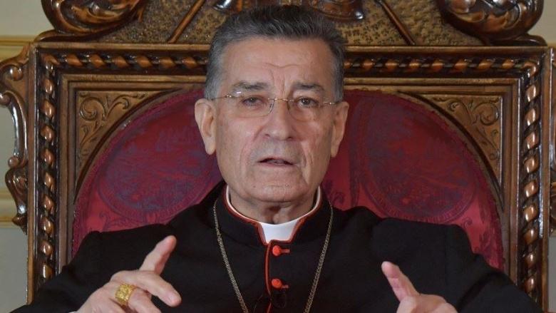 البطريرك الراعي: لا بدّ من الإسراعِ في عقد مؤتمر أممي لأن التأخّر بات يشكل خطرًا على لبنان