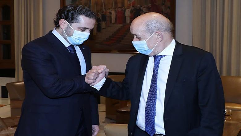 """قيود فرنسا واكبت لودريان والنتيجة """"لبنان ليس أولوية"""".. تعميمُ مسؤولية العرقلة خاطئ وجنبلاط يؤكد خيار التسوية"""