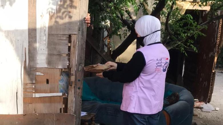 """""""على الحلوة والمرة سوا""""... مبادرة خيرية لـ """"النسائي التقدمي - الشمال"""" في شهر رمضان"""