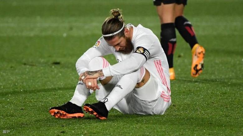 """راموس وعقده مع ريال مدريد.. كلمة السر """"أنشيلوتي"""""""