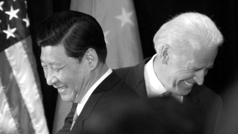 Joe Biden Worries That China Might Win
