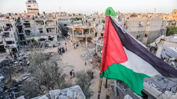 The conflict in the Middle East is sustained by the silencing of Palestinians